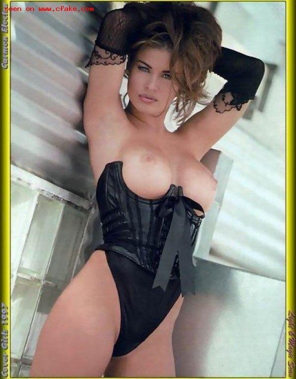 Carmen Electra Celebrites et stars nues