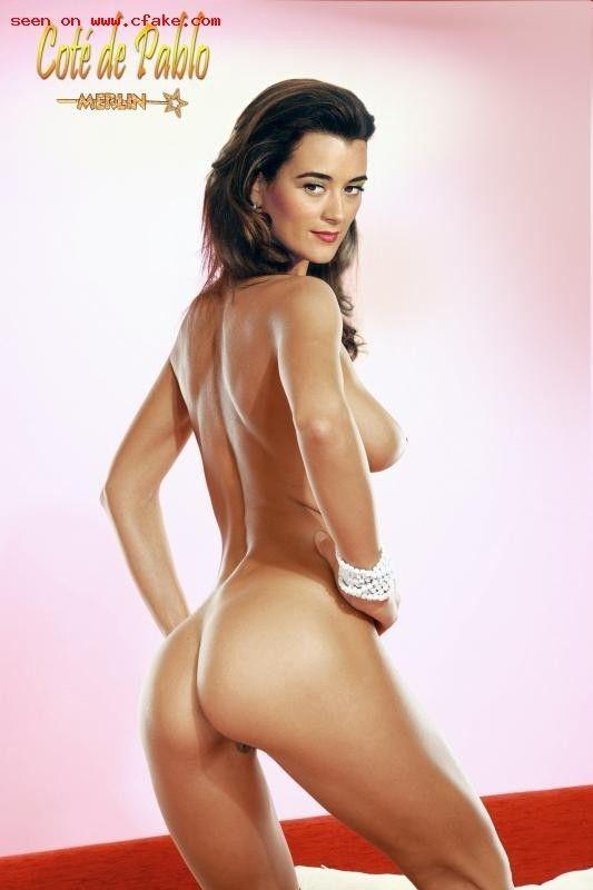 Cote De Pablo -nude eBay