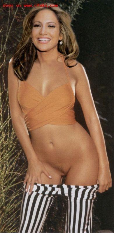 Jennifer lopez photos nues